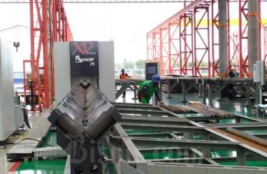 Baja Lapis Impor Mengikis Kinerja Pabrikan Lokal