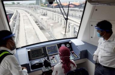 Len dan BPPT Uji Kereta Tanpa Masinis Pertama di Indonesia