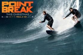 Sinopsis Point Break, Tayang di Bioskop Trans TV Malam…