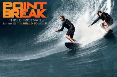 Sinopsis Point Break, Tayang di Bioskop Trans TV Malam Ini Pukul 21.30 WIB