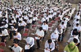 336.487 Peserta SKB CPNS Lanjutkan Seleksi September - Oktober