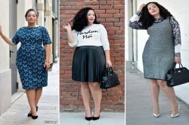 Tips Fashion untuk Wanita dengan Tubuh Berisi
