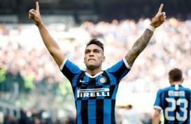 Lautaro Martinez Selalu Beri 110 Persen untuk Inter Milan