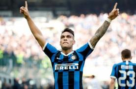 Lautaro Martinez Selalu Beri 110 Persen untuk Inter…