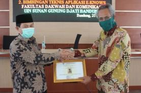 Fakultas Dakwah dan Komunikasi UIN Bandung Manfaatkan…