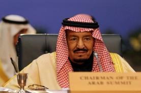 Kondisi Raja Salman Stabil, Pimpin Rapat dari Rumah…