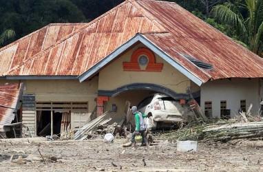 Ini Rincian Kerugian Akibat Banjir Bandang Luwu Utara