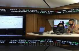 Nahas Pasar Modal, Lebih Dari Separuh Emiten Kinerjanya Turun