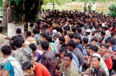 Pemerintah Malaysia Didesak Bebaskan Pengungsi Rohingya