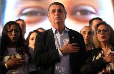 PresidenBrasil Jair Bolsonaro Masih Positif Covid-19