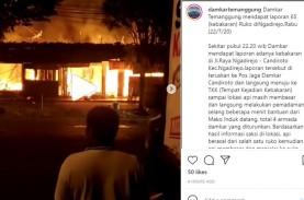 Tiga Ruko di Temanggung Terbakar, Kerugian Ditaksir…