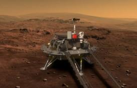 Tianwen-1 Meluncur,  Rivalitas China-AS Berlanjut di Mars?