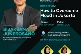 Mencari Upaya Nyata Melawan Banjir Jakarta