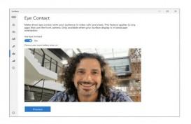 "Microsoft Luncurkan Fitur ""Eye Contact"", Panggilan Video Kini Makin Nyaman"