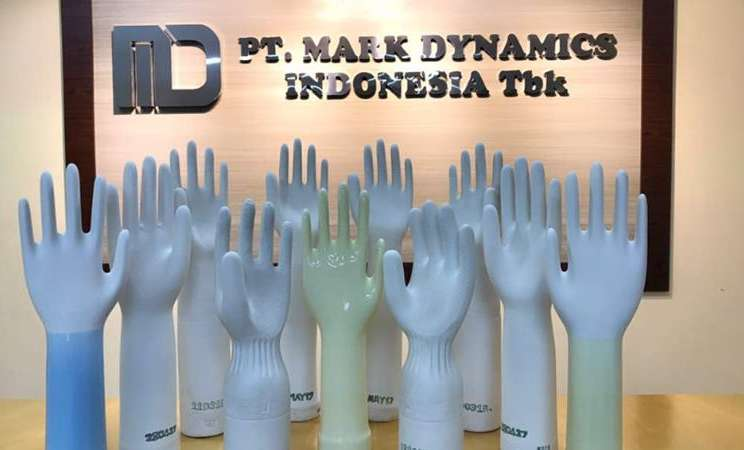 Produk PT Mark Dynamics Indonesia Tbk. - markdynamicsindo.com