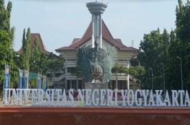Seleksi Mandiri Universitas Negeri Yogyakarta 2020…