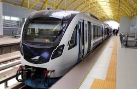 2 Tahun Beroperasi LRT Sumsel Angkut 4,8 Juta Penumpang