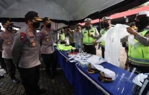Operasi Patuh 2020: Polisi Kalbar Fokus pada Delapan Pelanggaran