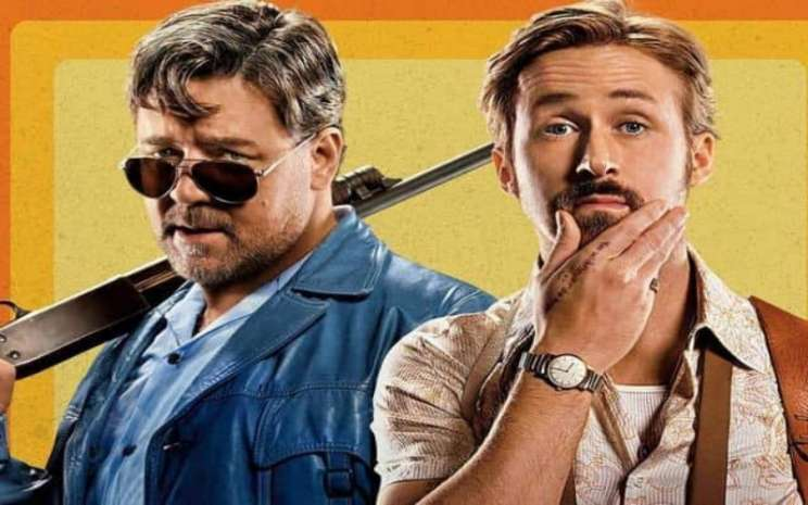 Cuplikan film The Nice Guy