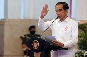 Survei Indikator: Pelaku Usaha Puas Kinerja Jokowi,…