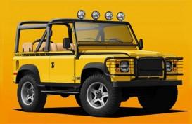 NAS-E, Land Rover Defender Klasik yang Sepenuhnya Listrik