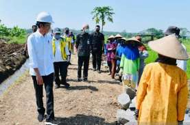 Realisasi Program Padat Karya Kementerian PUPR Capai…