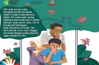 Tuberkulosis, 'Preman Lama' yang Masih Bercokol hingga Kini