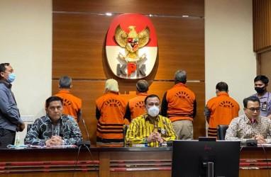 Kasus Proyek Fiktif: Eks Dirut Jasa Marga Ditahan di Rutan Polres Jakarta Selatan