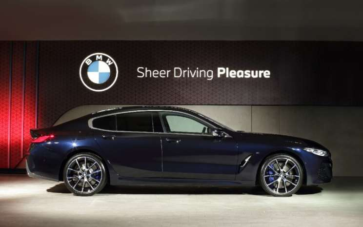 BMW 8 Gran Coupe M Technic.  - BMW