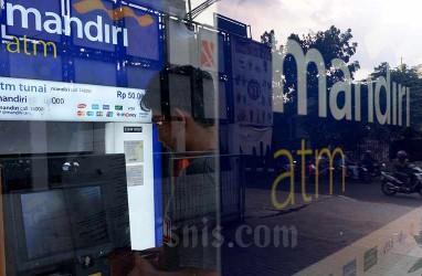 Hingga Juni, Bank Mandiri Salurkan Kredit Digital Rp192,8 Miliar