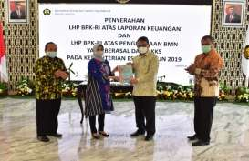 Peringatkan Kementerian ESDM, BPK Soroti Pengelolaan PNBP Sektor Sumber Daya Alam