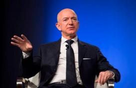 Nilai Kekayaan Jeff Bezos Lampaui Nike, McDonald's dan Hampir Menyusul Dow