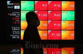 Bursa Global Merah-Merah, IHSG Ikut Berdarah