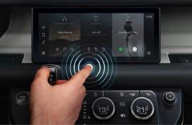 Jaguar Land Rover Kembangkan Teknologi Layar Sentuh Tanpa Menyentuh