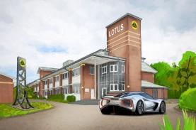 Lotus Cars Dirikan Pusat Teknologi di Wellesbourne