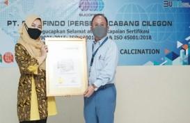 PT Krakatau Posco Chemical Calcination Peroleh Sertifikat SNI ISO Series dari Sucofindo