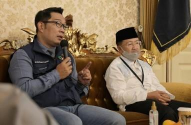 Ridwan Kamil Minta Cianjur Tingkatkan Pengetesan PCR