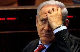 Ribuan Demonstran di Israel Tuntut PM Benjamin Netanyahu Mundur