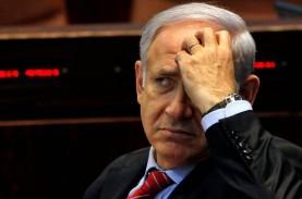 Ribuan Demonstran di Israel Tuntut PM Benjamin Netanyahu…