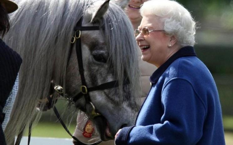Hewan peliharaan Ratu Elizabeth