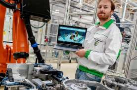 Pabrik Skoda Auto Manfaatkan Teknologi Digital Twin