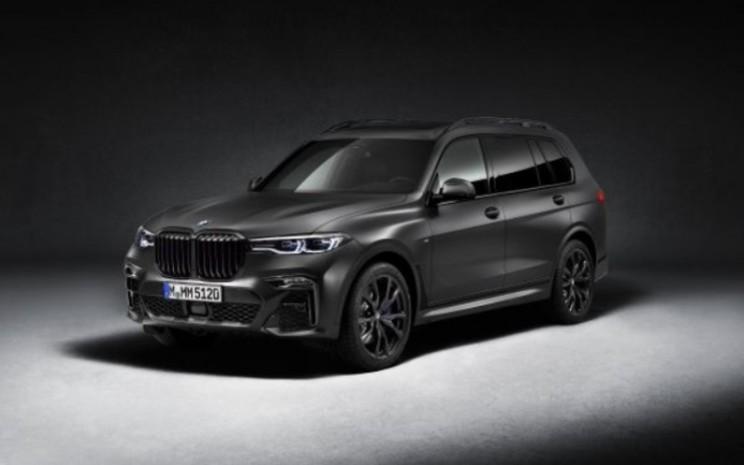 BMW X7 Dark Shadow Edition.  - BMW