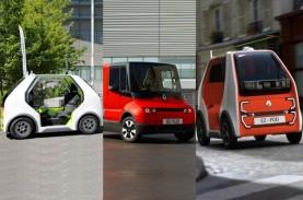 Penjualan Mobil Listrik Renault di Eropa Capai 300.000…