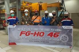 Pelumas Pertamina FG H-1 Incar Pabrik Makanan
