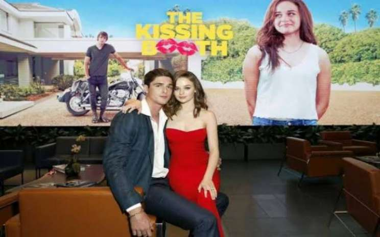 Poster film The Kissing Booth 2
