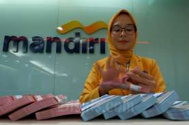 Bank Mandiri Pangkas Bunga Deposito per 27 Juli. Ini…