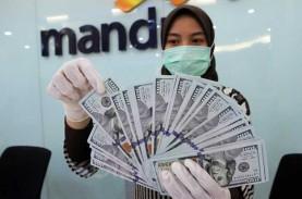 Bank Mandiri Turunkan Bunga Deposito Dolar AS per…