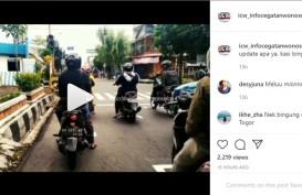 Tak mau Kalah, Wonosobo juga Punya Traffic Light ala MotoGP