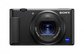 Sony Luncurkan Kamera ZV-1, Cocok untuk Gen X dan Milenial yang Hobi Vlogging