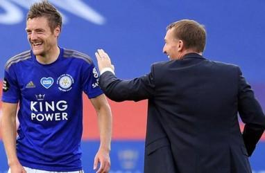 Prediksi Leicester vs United, Jamie Vardy Striker Terbaik Dunia